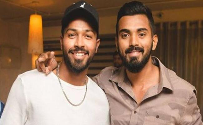 Hardik Pandya Apologizes For His Comments At Koffee With Karan - Sakshi
