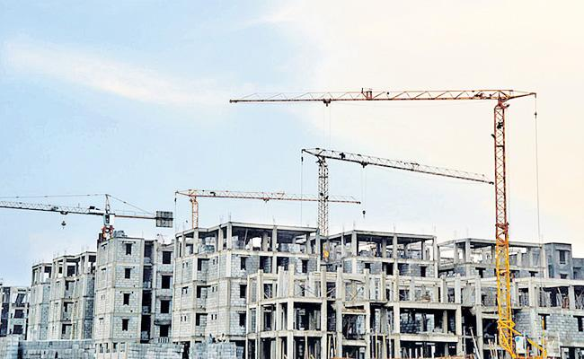 Hyderabad Real Estate Industry Speed Up With Metro Connectivity - Sakshi