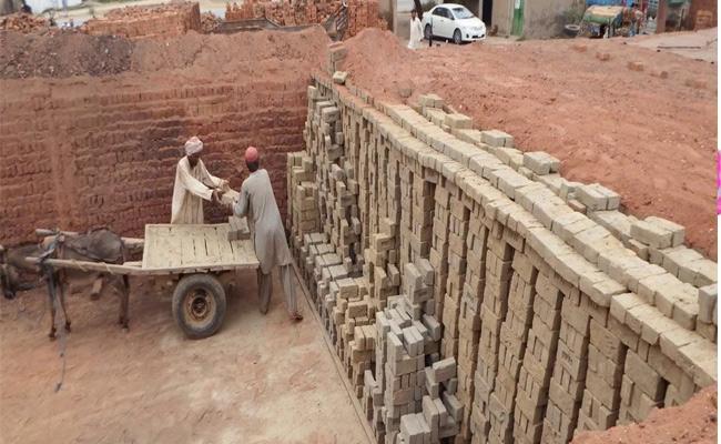 Illegal Bricks Mafia In Nizamabad - Sakshi
