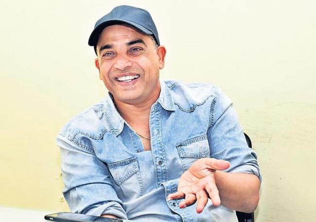 Dil Raju about F2 success meet - Sakshi