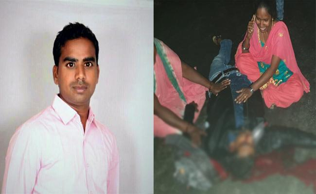 Constable Died in Bike Accident Visakhapatnam - Sakshi