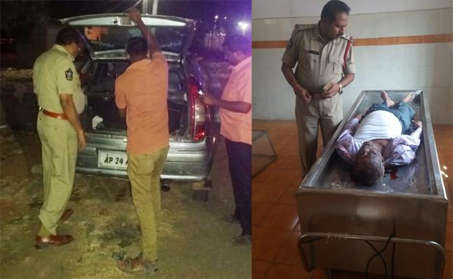 Soninlaw Killed Uncle For LIC Money In YSR Kadapa - Sakshi
