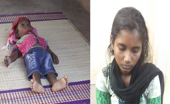 Mother Killed Two Years Girl Child in Tamil Nadu - Sakshi