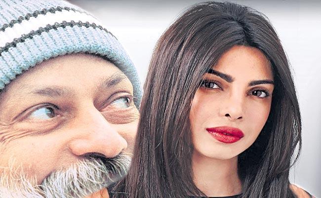 Priyanka Chopras next Producing and starring in film on Osho - Sakshi