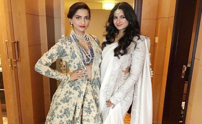 Sonam Kapoor Comments On Rhea Kapoor and Karan Boolani Relationship - Sakshi