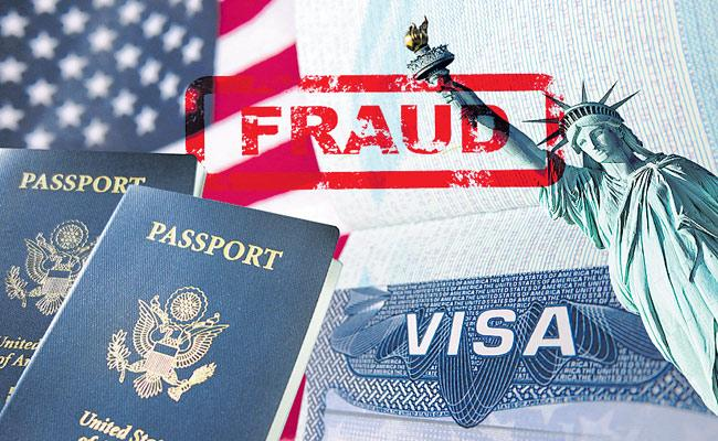 Indian Students Arrested In America Over Immigration Fraud - Sakshi