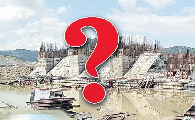 Article On Polavaram Project Publicity Stunts - Sakshi