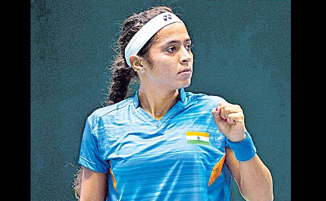 India is fourth place tennis - Sakshi