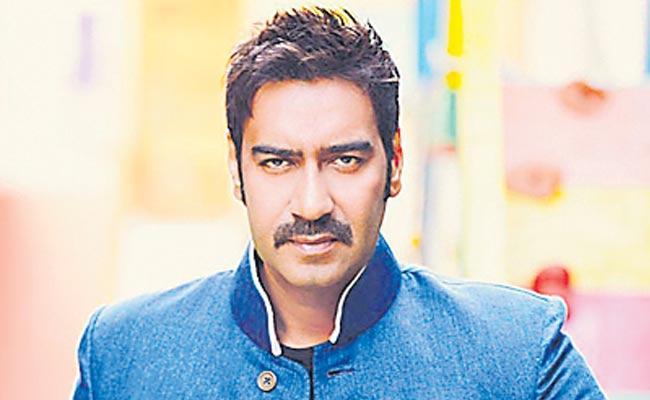 Tanaji 100th Release of Ajay Devgan - Sakshi