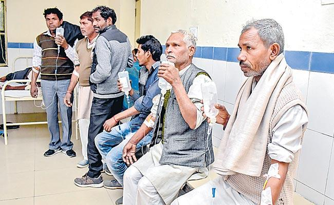 Uttarakhand  And Up is the number 6 dead from fake liquor in the state - Sakshi