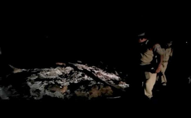 Two People Brutally Murdered In Medchal - Sakshi