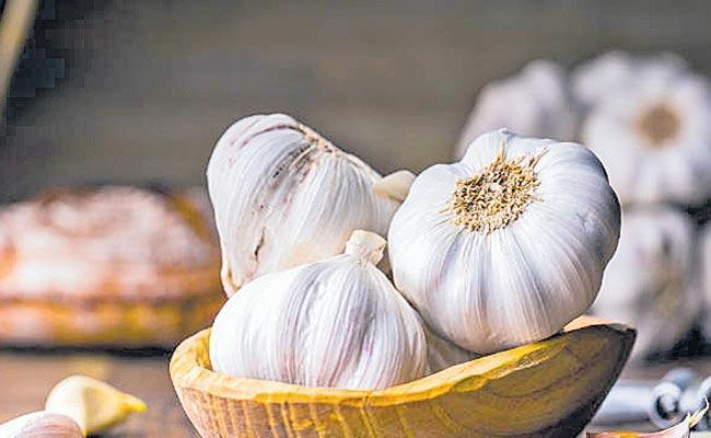 Weight loss with garlic - Sakshi