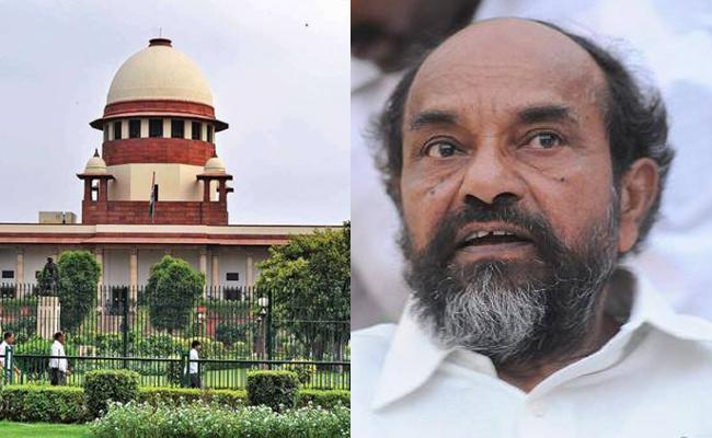 Supreme Court notice to Central on 10percent EBC Reservation  - Sakshi