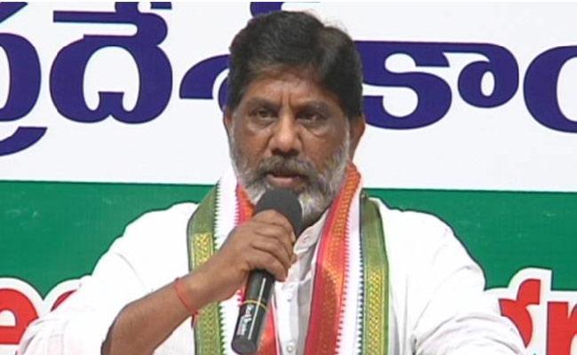 Government Must Respond On Farmer Problems Says Mallu Bhatti - Sakshi