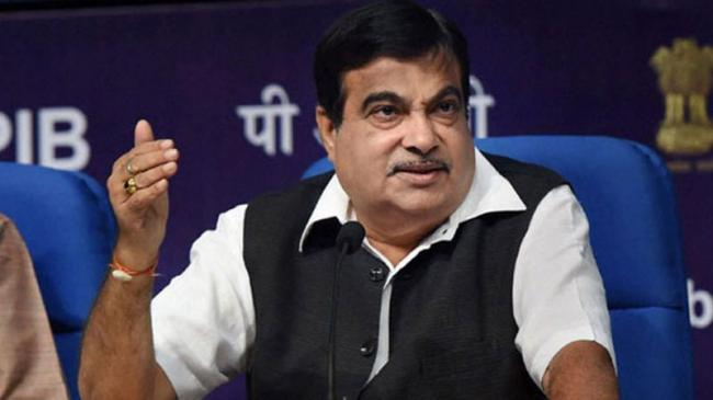 Nitin Gadkari Said He Will Thrash Those Who Will Talk About Caste - Sakshi