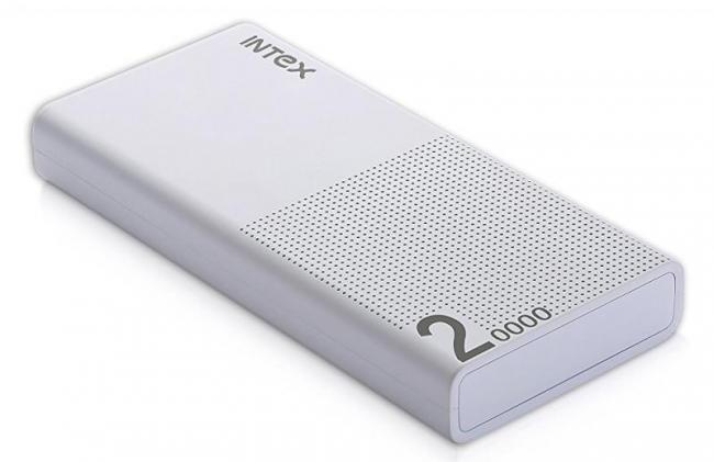 Intex Power Bank Discount Sale With massive 20k  mAh Battery - Sakshi