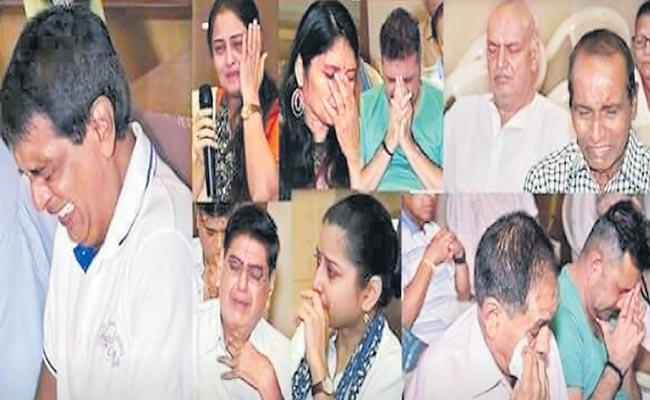 The first crying club in the country was started in Surat - Sakshi