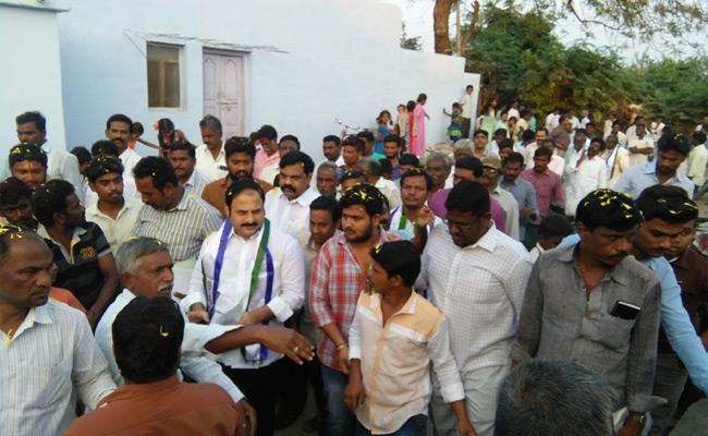 YSRCP Leaders Slams Chandrababu Naidu - Sakshi