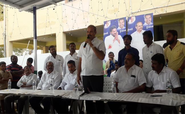 YSRCP Leader Parda Saradi Slams Devineni Uma - Sakshi