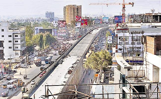 Greater Hyderabad Devolopment Special Story - Sakshi