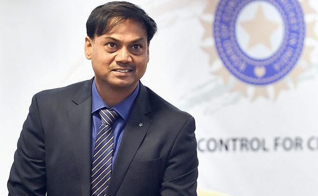 Vijay Shankar in World Cup plans, says chief selector, MSK  - Sakshi