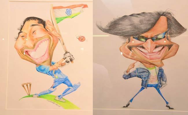 KTR Praises Shanker Cartoons In Twitter - Sakshi