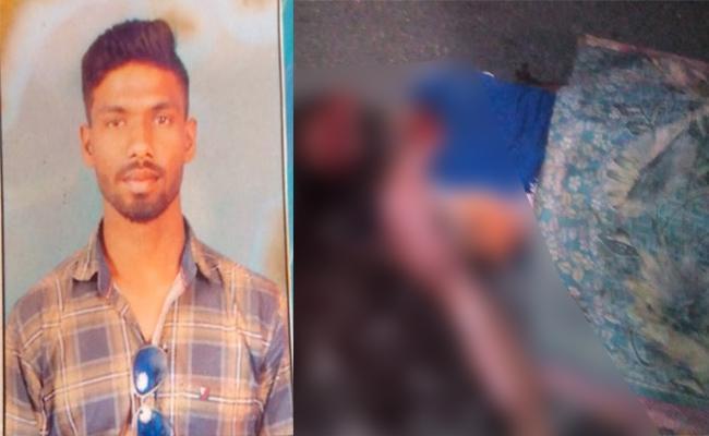 Man Died in Lorry Accident in YSR Kadapa - Sakshi