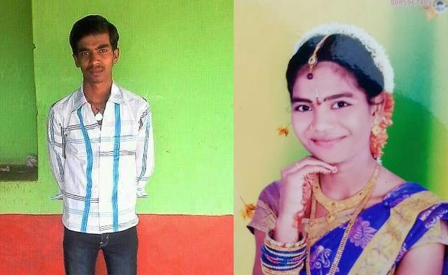 Love Couple Commits Suicide in Anantapur - Sakshi