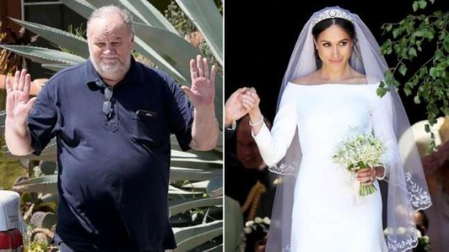 Meghan Markle Father Revealed Explosive Letter To Him From Her - Sakshi