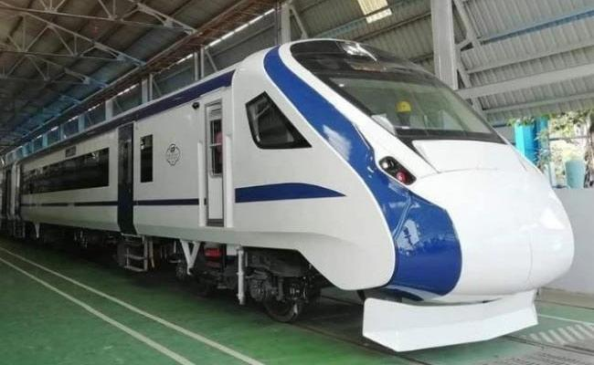 Piyush Goyal posts video of Speed Train And Internet trolls him For Doctoring Video - Sakshi