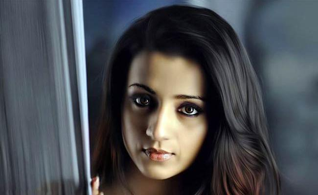 Trisha Says Her Opinion On Color In Interview - Sakshi