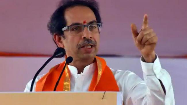 Shiv Sena Slams With Present EVM BJP Will Win In London And America - Sakshi