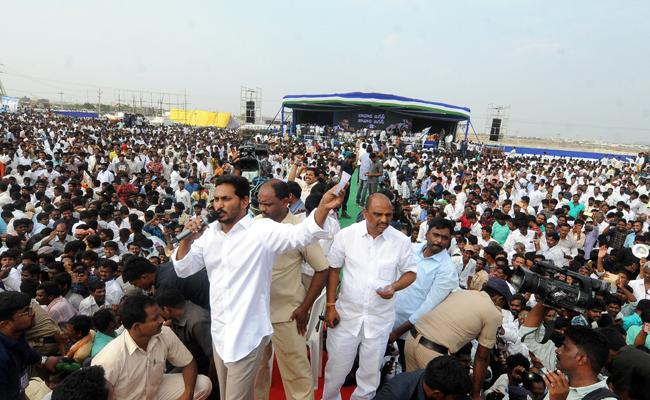 YS Jagan Comments About Police Department - Sakshi