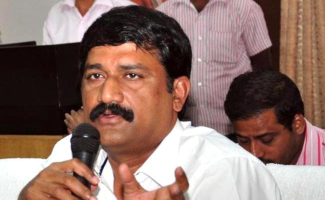 Ganta Srinivasa Rao Released AP Tenth Inter Exams Schedule - Sakshi