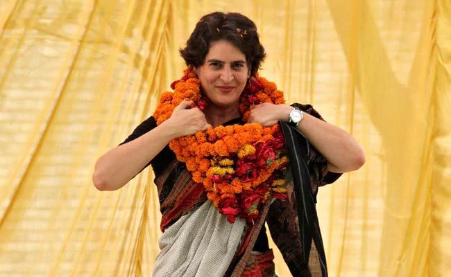 Priyanka Gandhi Opens Twitter Account - Sakshi