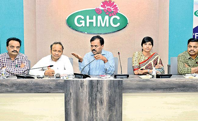 GHMC Starts Feed The Need in Hyderabad - Sakshi
