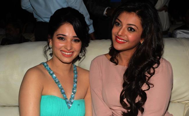 kajal Agarwal And Tamanna May Produce A Film - Sakshi