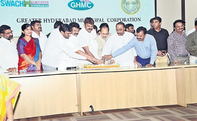 Best Living City Award to Hyderabad - Sakshi