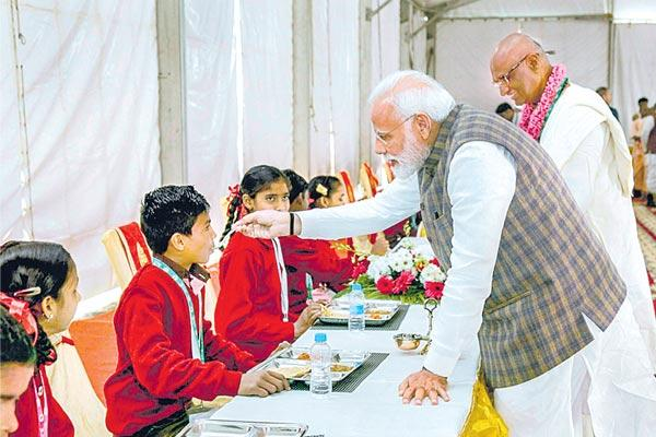 Childhood health is the new Indian - Sakshi