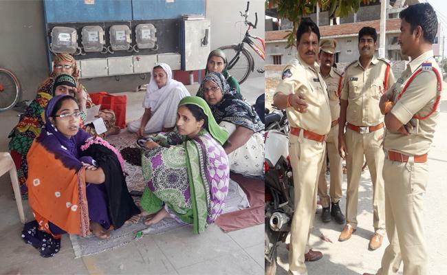 Double Murder Case Mystery Still Pending in Srikakulam - Sakshi