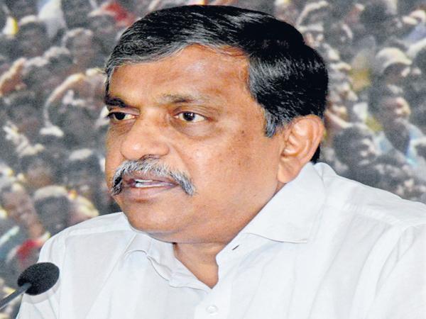 Sajjala Ramakrishna Reddy Criticize Chandrababu - Sakshi
