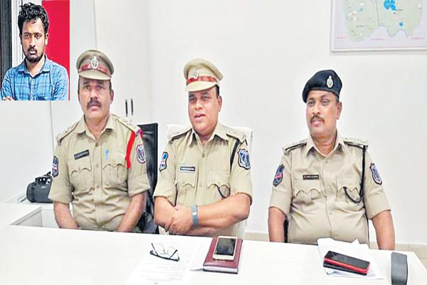 He was killed by suspicion on his wife - Sakshi