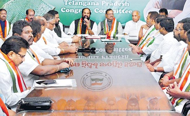 Congress finalise candidates in Telangana by February end - Sakshi