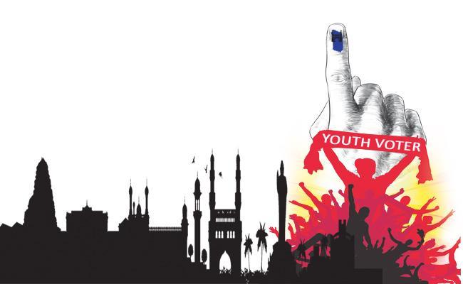 Nets Away Shocking Report on Voting Percentage in Metro Cities - Sakshi