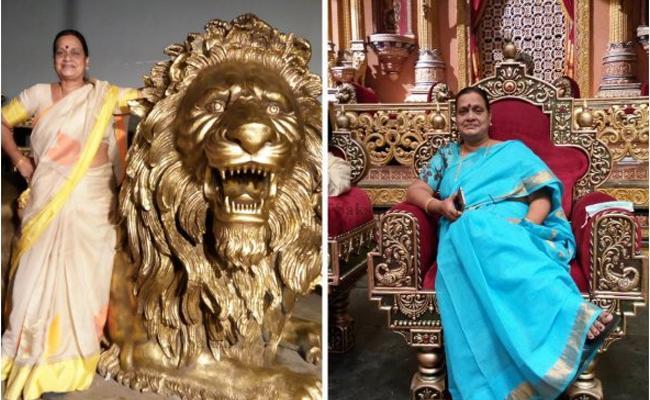 Producer Jayashree Devi Passed Away - Sakshi