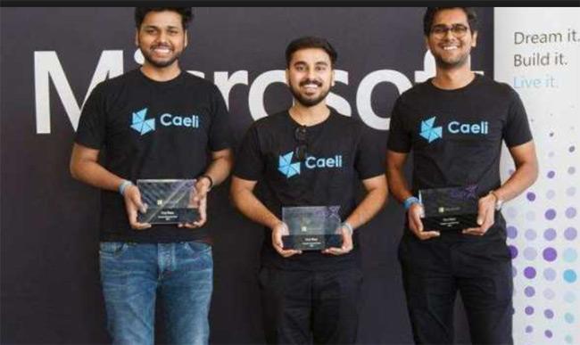 Indian Trio Wins Microsoft's Asia Regional Final In Sydney   - Sakshi