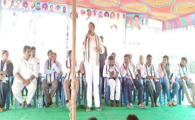 Alla nani Slams Chandrababu Naidu West Godavari - Sakshi