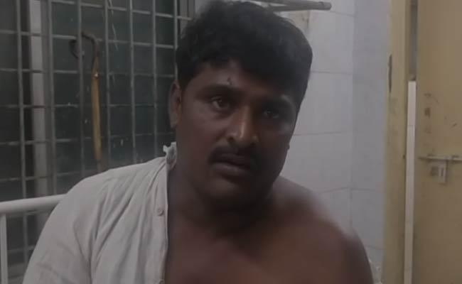 TDP Mining Mafia Attacks Villagers In Tirupati - Sakshi
