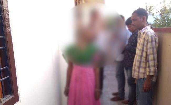 Husband Harassment Women Suicide In Adilabad - Sakshi