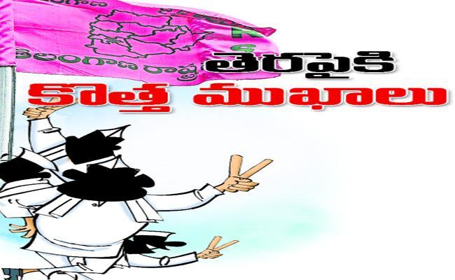 2019 Lok Sabha Election TRS MP Candidate Adilabad - Sakshi